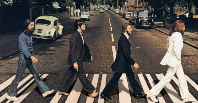 Beatles fora de série