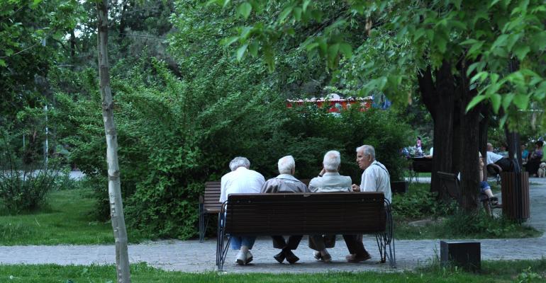 Desafios de uma população que envelhece