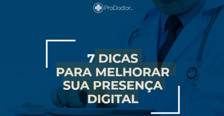 [E-book] 7 dicas para melhorar sua presença digital