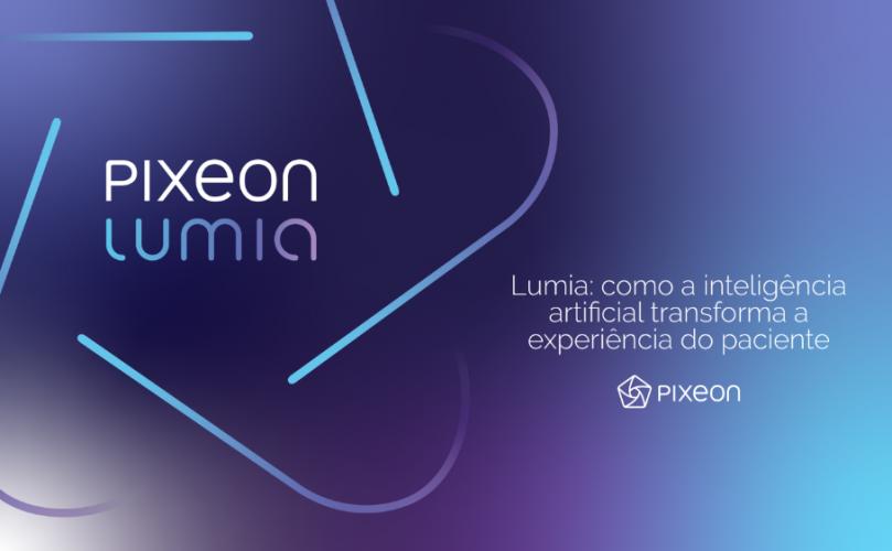 [e-book] Lumia: como a inteligência artificial transforma a experiência do paciente